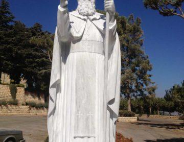 St. Abda - Marble - NDU, Deir ElQamar