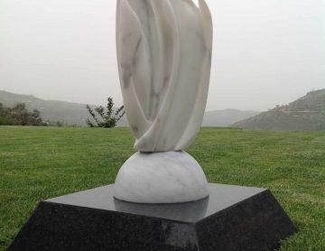 Tulip, Marble - Atelier Assaf