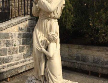St. Rafka - Limestone - Deir el Qamar